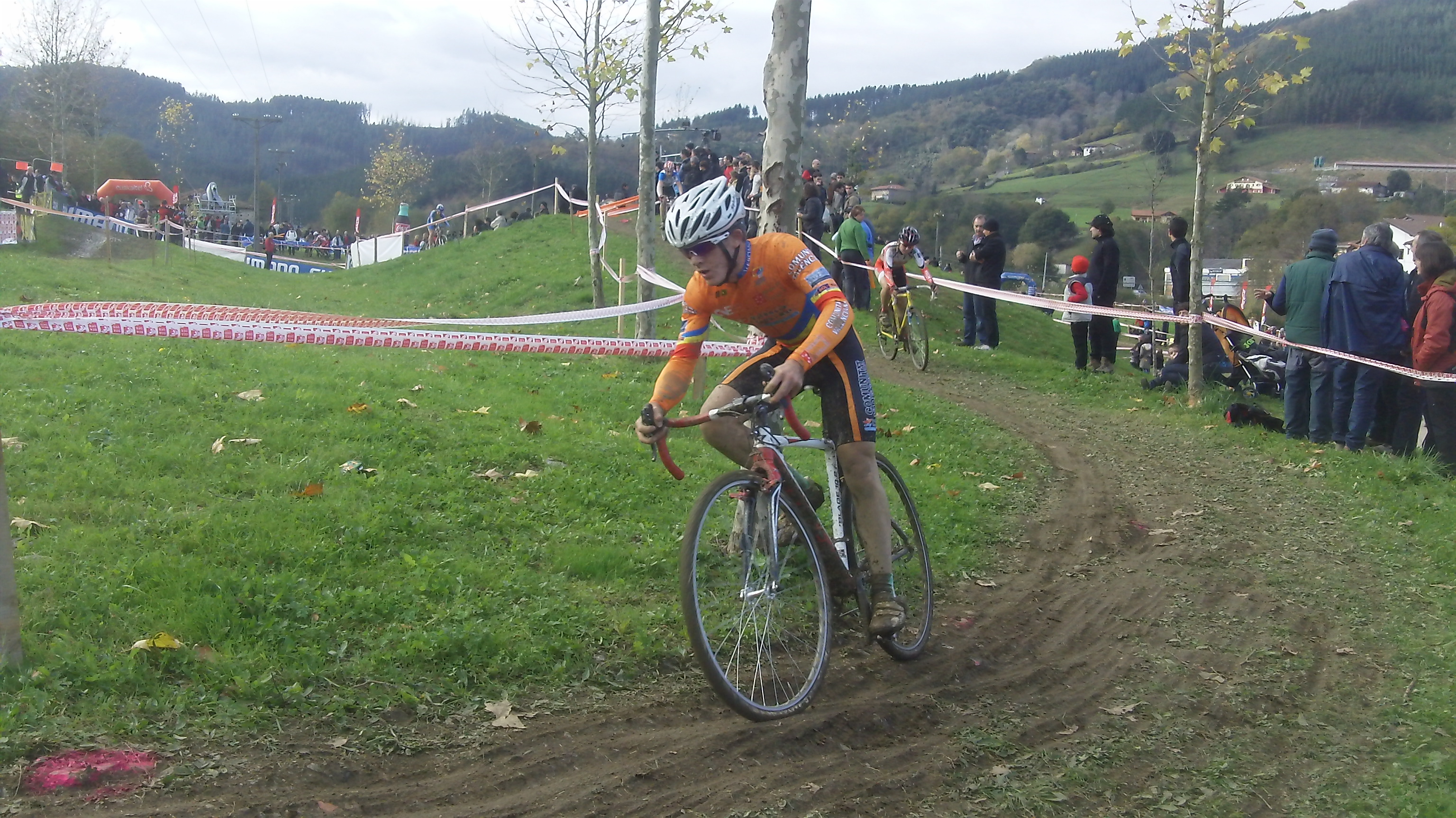 Ciclocross vasco sigue en Llodio y Muskiz