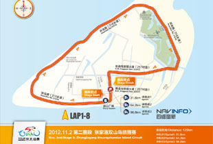 Tour of Taihu Lake,China (2ª etapa)