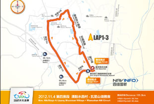 Tour of Taihu Lake, China (4ª etapa)