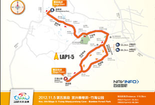 Tour of Taihu Lake, China (5ª etapa)