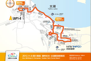 Tour of Taihu Lake, China (6ª etapa)