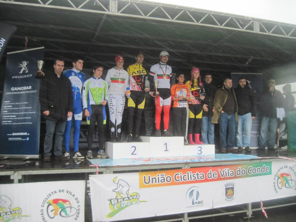 Final de la Copa de Portugal de Ciclocross