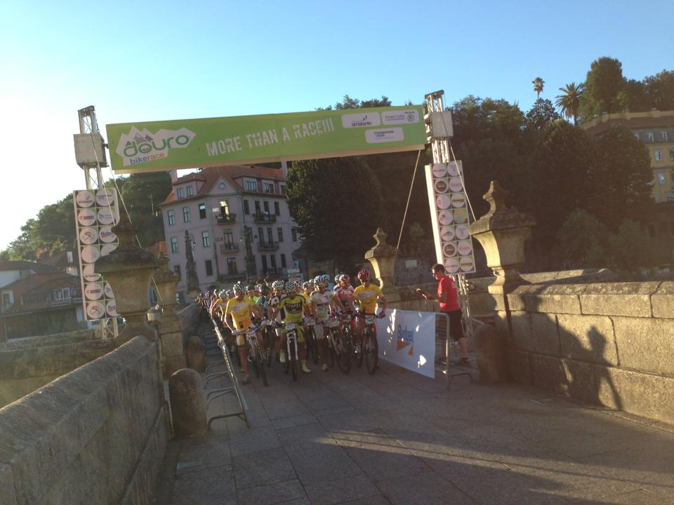 Etapa 1 - Douro Bike Race