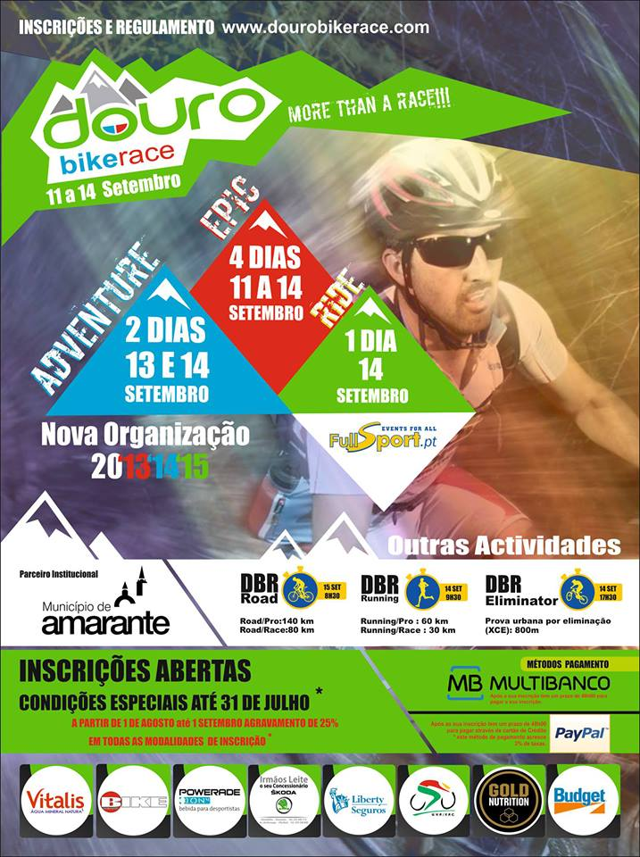 3ª Douro Bike Race - Portugal