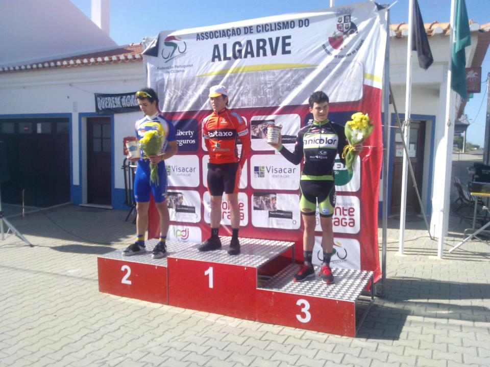 Martingil lidera Copa de Portugal Juniors