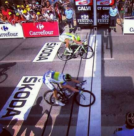 Gerrans supera a Sagan