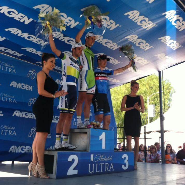 Sagan arrasa en California