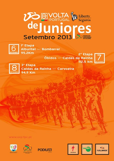 Volta a Portugal Junior 2013