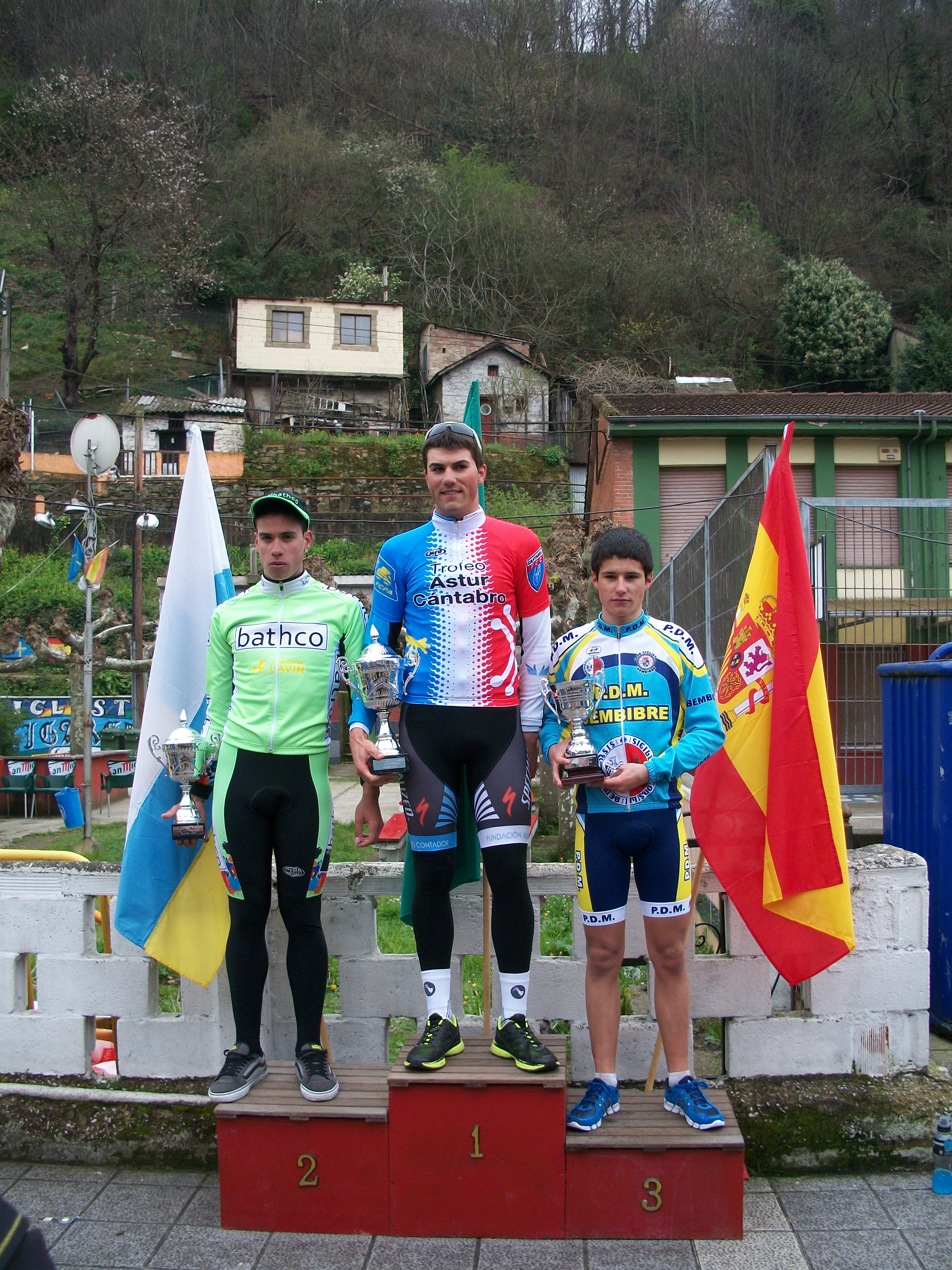 THE BATHCO LIDERA TROFEO ASTURCANTABRO
